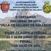 "II Certamen Nacional de Jota ""Villa de Sallent de Gállego"""