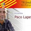 A fondo con… Paco Lapedriza, por el grupo D'Aragón