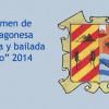 Premiados en el X Certamen de Jota cantada y bailada de Pinsoro 2014