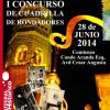 """Primer concurso de rondadores """"Ronda del Gancho"""""""