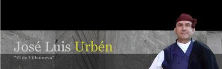 Jose Luis Urbén estrena página web