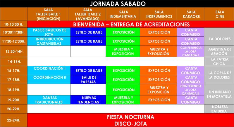 Ara-Jota, así se llaman las primeras actividades organizadas por CESFOAR