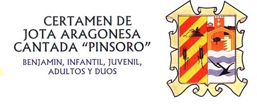 VI Certamen de jota aragonesa cantada Pinsoro (notificación de error en las bases)