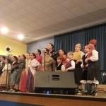 II Encuentro intercomunitario de escuelas de jota