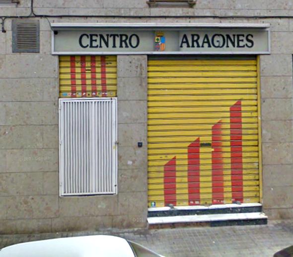 Centro aragonés de Elche (Alicante)