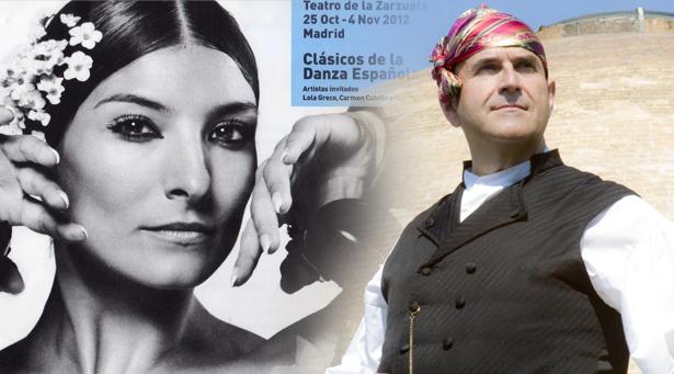 El 25 de octubre El Ballet Nacional, estrena Clásicos de la Danza española