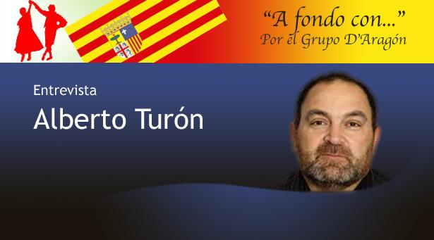A fondo con... Alberto Turón