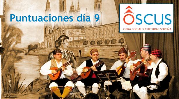 Primer Festival de jota aragonesa en el Liceu de Barcelona
