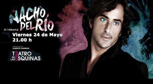 Nacho del Río presenta Batebancos en el Teatro de las esquinas