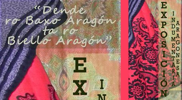 Exposición de indumentaria tradicional aragonesa, en Jaca del 23 de julio al 8 de agosto