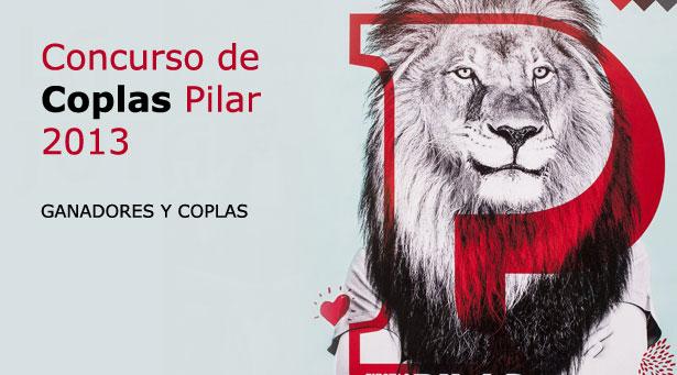 Concurso de coplas del Pilar 2013