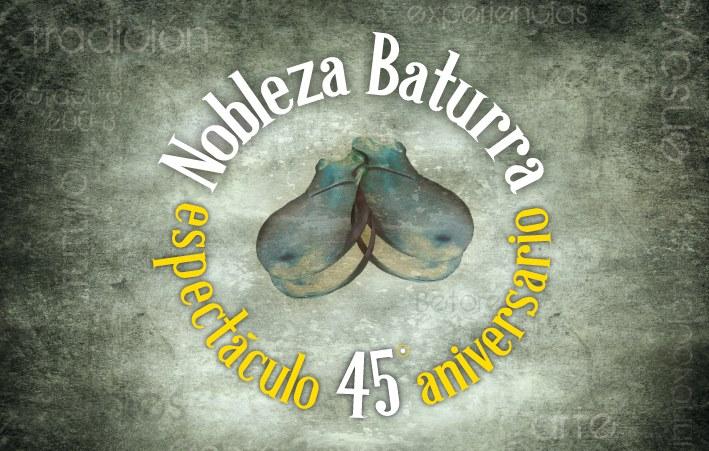 45 aniversario Nobleza Baturra, teatro de las esquinas