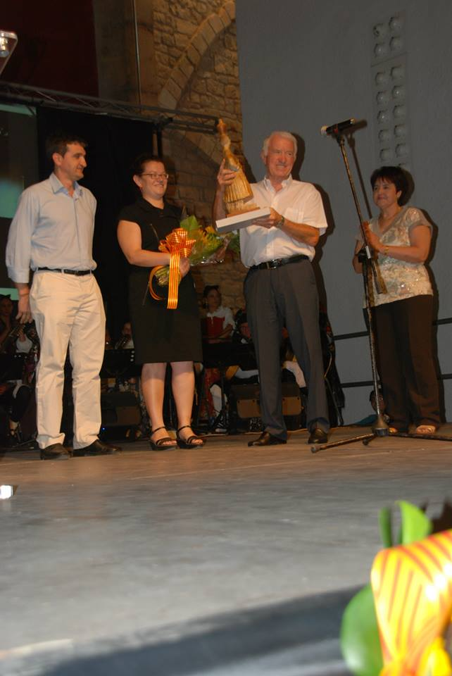 Homenaje a Pedro Villellas