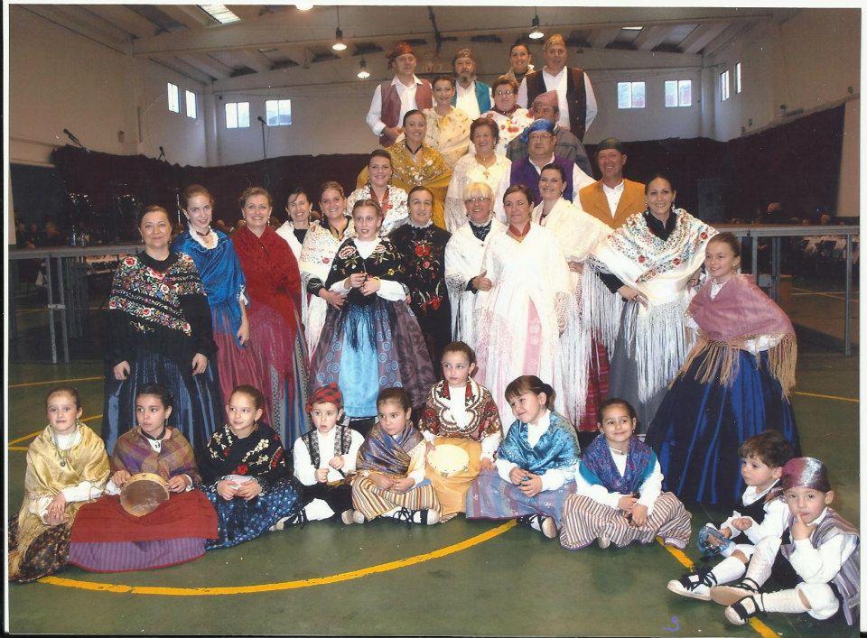 Grupo de Jotas de Brea de Aragón