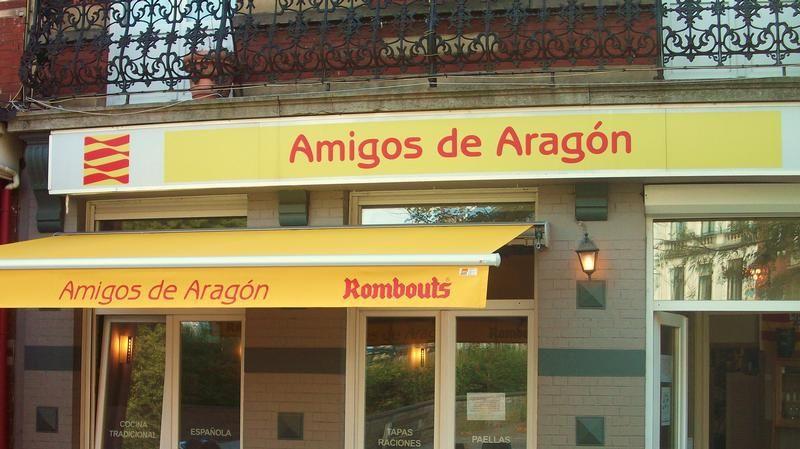 ASOCIACIÓN AMIGOS DE ARAGÓN, asbl Bruselas
