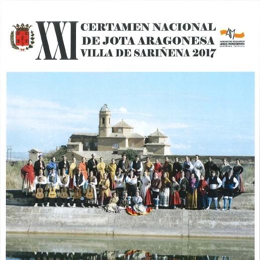 XXI Certamen Nacional de Jota Aragonesa Villa de Sariñena